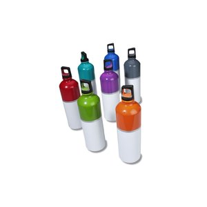 Color Flash Aluminum Sport Bottle - 25 oz.
