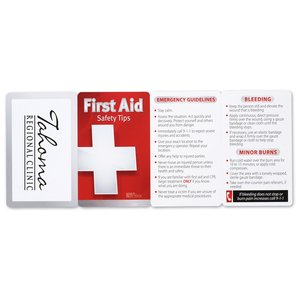 First Aid Key Points Image 3 of 4