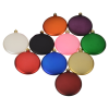 View Image 2 of 2 of Satin Flat Ornament