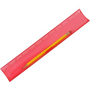 Leading Edge Ruler 12