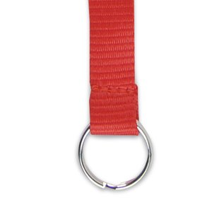 "Value Lanyard - 1/2"" - Metal Split Ring"