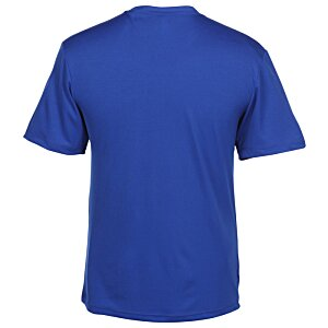 Hanes 4 oz. Cool Dri T-Shirt - Men's - Embroidered Image 2 of 2