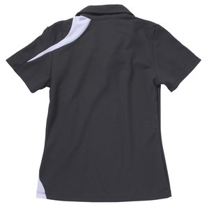 North End Sport Colorblock Polo - Ladies' Image 1 of 2