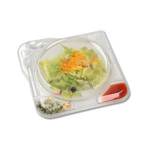 Cater Plate-Clear w/Lid Image 1 of 1