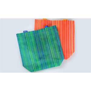 Mercado Gusseted Tote - Closeout Image 1 of 2