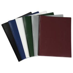 3 Prong Twin Pocket Presentation Folder - Opaque Image 1 of 2