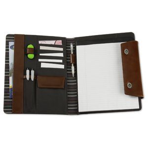 Cutter & Buck Legacy Tri-Fold Writing Pad - 24 hr Image 1 of 1