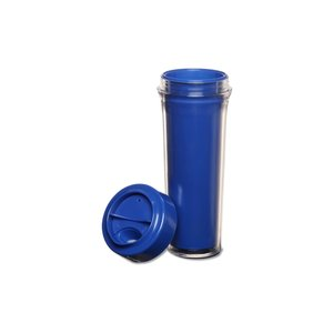 Silver Shield Antimicrobial Tumbler - 14 oz. - Closeout Image 2 of 2