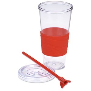 Revolution Tumbler with Straw - 24 oz. - 24 hr Image 1 of 2