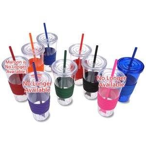 Revolution Tumbler with Straw - 24 oz. - 24 hr Image 2 of 2
