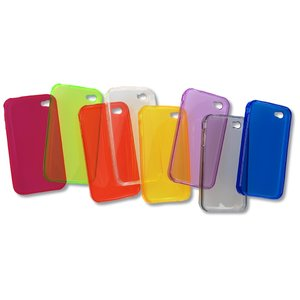 myPhone Case for iPhone 4 - Translucent