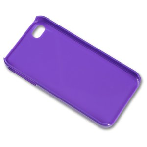 myPhone Hard Case for iPhone 4 - Opaque - 24 hr Image 1 of 3