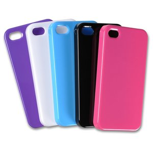 myPhone Hard Case for iPhone 4 - Opaque - 24 hr Image 2 of 3
