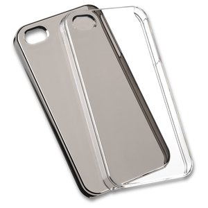 myPhone Hard Case for iPhone 4 - Translucent - 24 hr Image 1 of 3