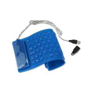 Flexible Waterproof Keyboard Image 1 of 2