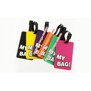 My Bag! Luggage Tag - Closeout Image 2 of 2