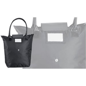 Essential Deluxe Foldable Tote - Closeout Image 1 of 2