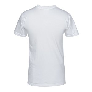 Bayside Union Made Pocket T-Shirt - White Image 1 of 1