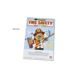 Paint with Water Book - Fire Safety