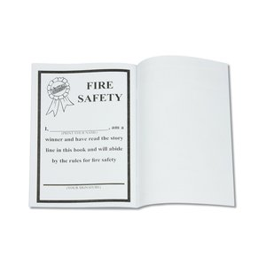 Paint with Water Book - Fire Safety Image 2 of 3
