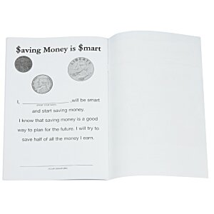 Paint with Water Book - Saving Money is Smart Image 3 of 3