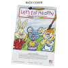 Paint with Water Book - Let's Eat Healthy Image 1 of 3
