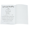 Paint with Water Book - Let's Eat Healthy Image 3 of 3