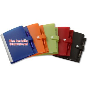 Mini Jotter Notebook Organizer - Closeout Image 1 of 2