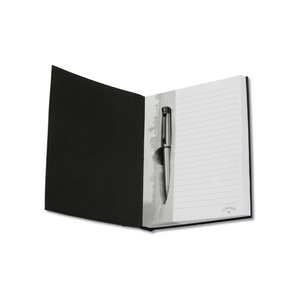 Callaway Leather Journal w/Ballpoint Pen