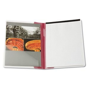 Ripple Padfolio - Screen - Closeout Image 1 of 1