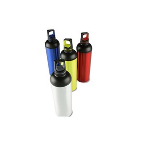 Dual Cap Aluminum Bottle - 20 oz. Image 3 of 3