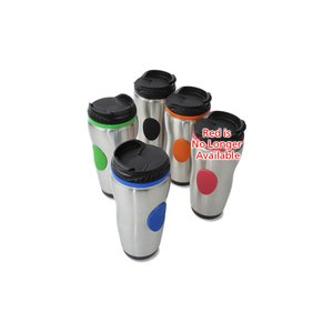 Color Grip Tumbler - 14 oz. Image 2 of 2