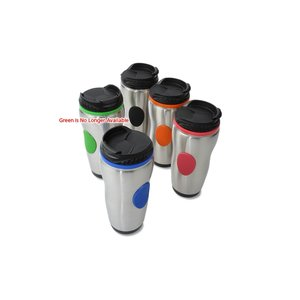 Color Grip Tumbler - 14 oz. - Closeout Image 1 of 2