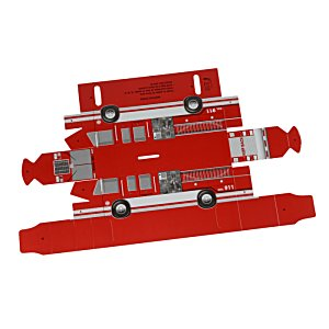 Fire Truck Bank Image 1 of 1