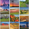 View Image 2 of 2 of Agriculture Calendar - Spiral