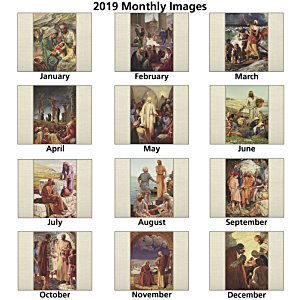 Faithful Followers Calendar - Stapled Image 1 of 1