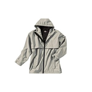 New Englander Rain Jacket - Men's - Embroidered Image 2 of 2