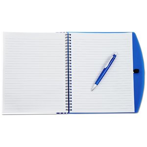 "Pen Pal Nexus Notebook - 9-1/2"" x 7-1/2"""