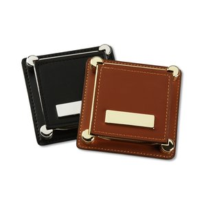Leather Note Holder Image 1 of 2
