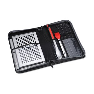 Grill Master Gourmet Tray Kit - Closeout Image 1 of 2