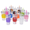 View Extra Image 1 of 1 of Burby Tumbler with Straw - 24 oz.