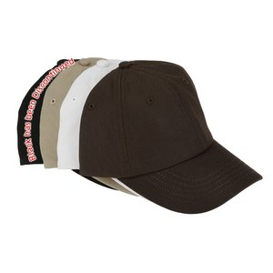 Sportsman Bamboo Cap - Closeout Image 2 of 2