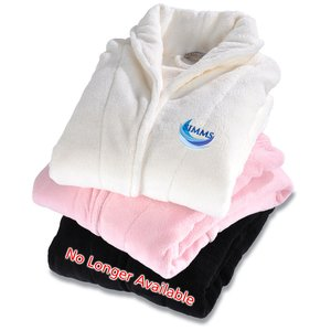 Super Plush Microfleece Robe Image 1 of 2