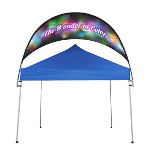 10' Premium Event Tent Marquee Banner Image 2 of 3