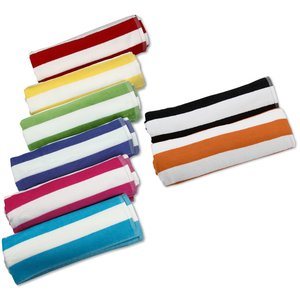 Cabana Stripe Towel Image 1 of 1