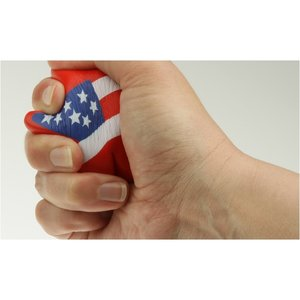 Patriotic Star Stress Reliever - 24 hr Image 2 of 2