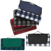 Playful Plaid Picnic Blanket Image 1 of 2