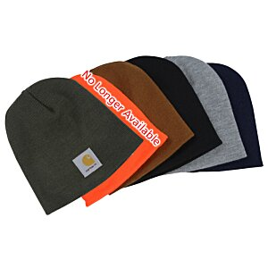 Carhartt Acrylic Knit Hat Image 2 of 2