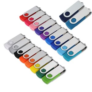 Swing USB Drive - 8GB - 24 hr