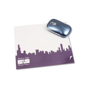 Notepad Mouse Pad - Cityscape Image 1 of 2
